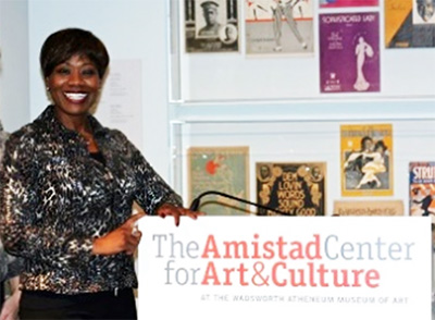 ICSGroup Diversity & Community Involvement - The Amistad Center for Art - Medina Jett